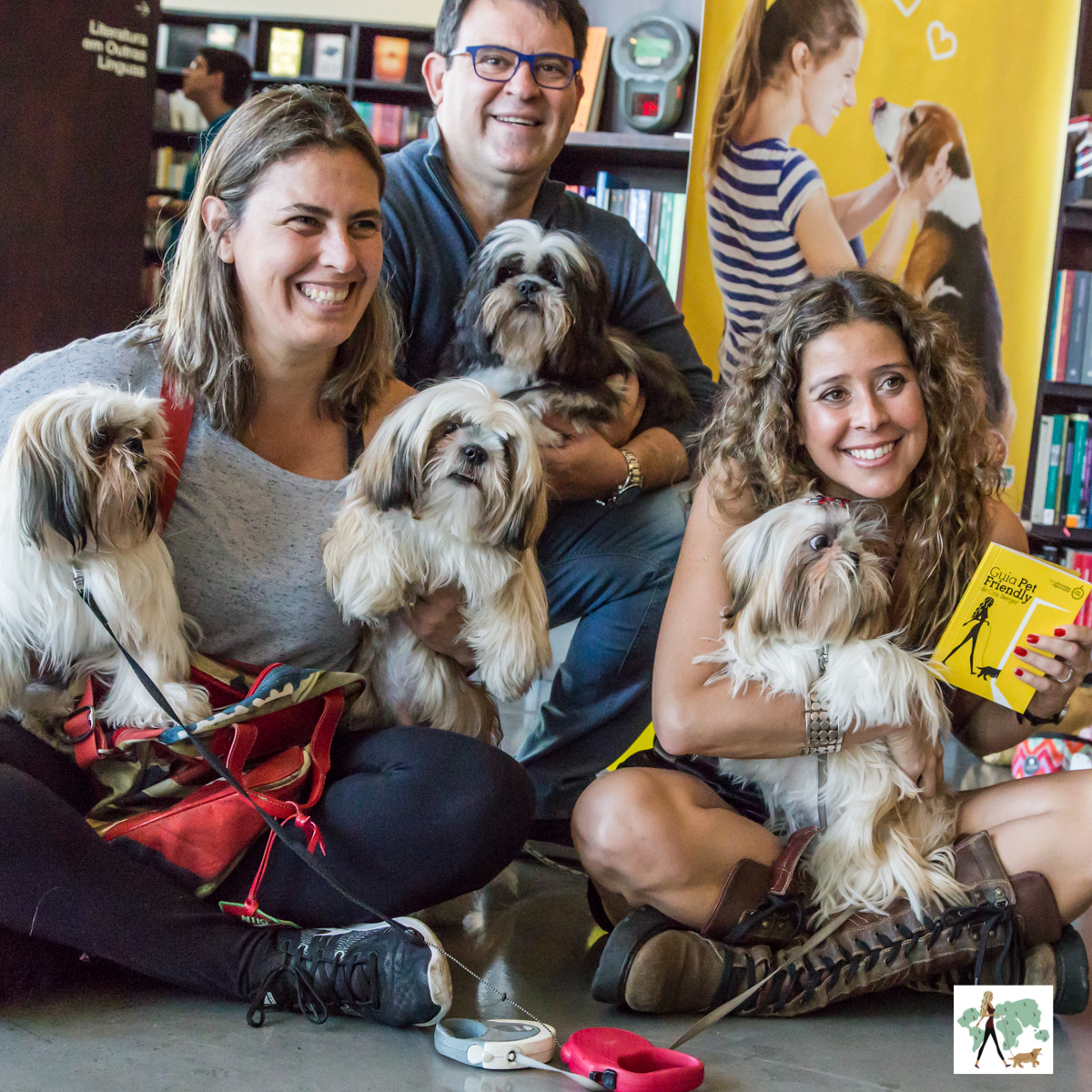 livros pet friendly