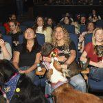 cachorros e mulheres no cinema