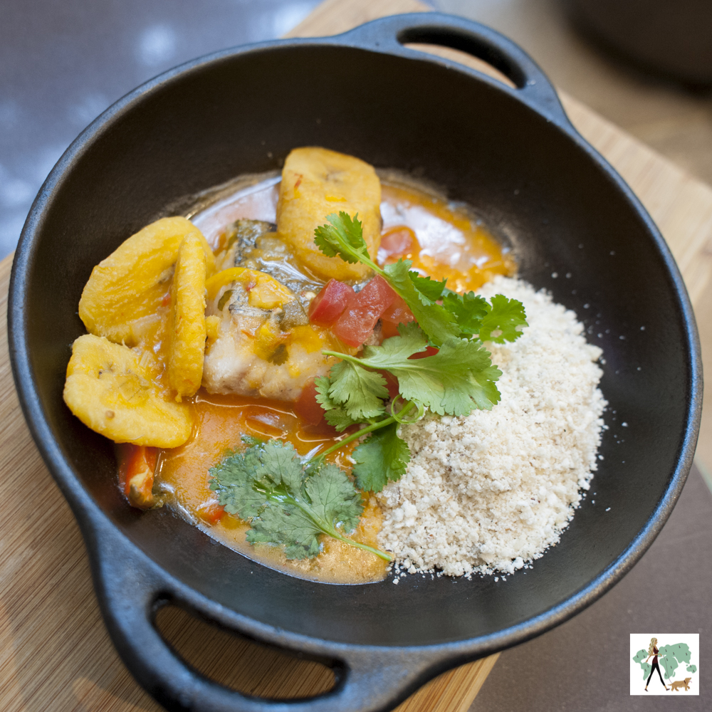 Moqueca do Le Pain Quotidien
