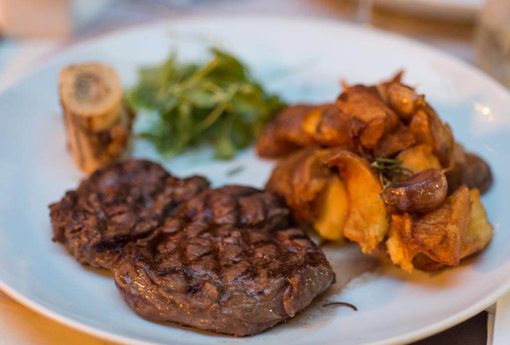 carne com batatas