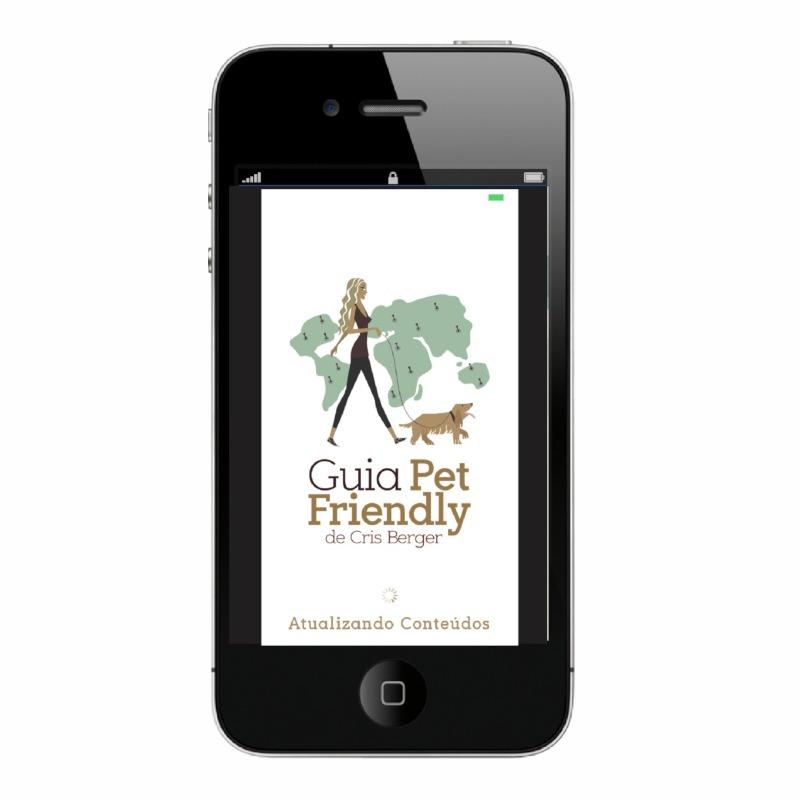 App do Guia Pet Friendly
