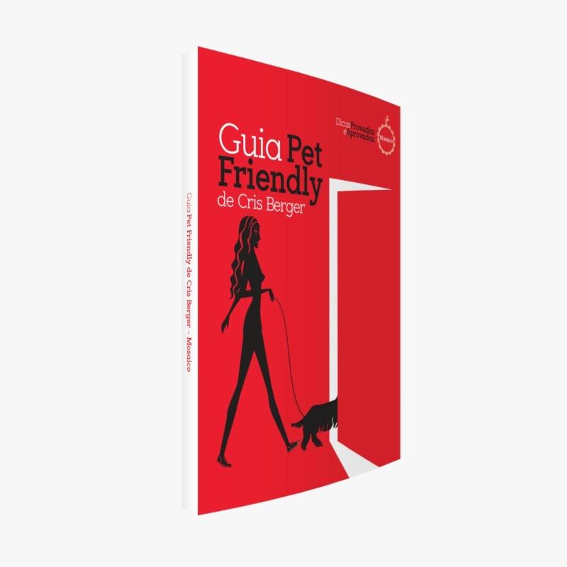 Capa do Guia Pet Friendly - Mosáico