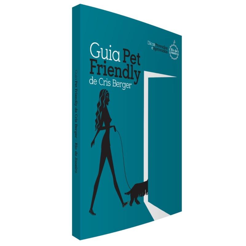 Capa do Guia Pet Friendly - Rio de Janeiro