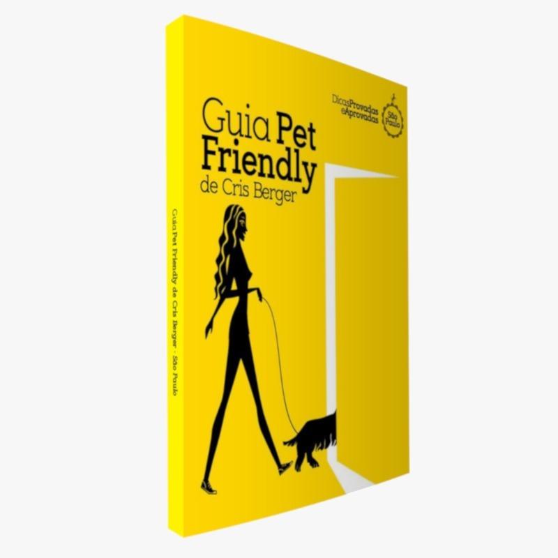 Capa do Guia Pet Friendly - São Paulo
