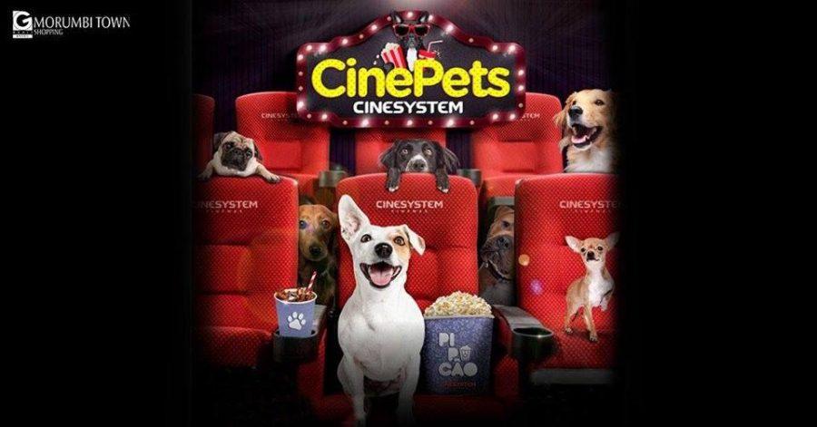 Convite Cinepets