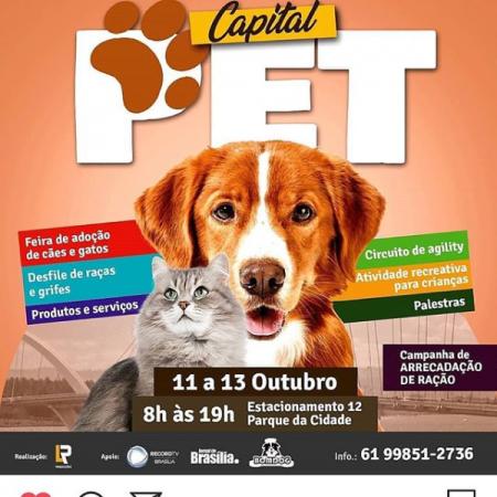 convite capital pet