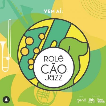 evento do rolê cão jazz