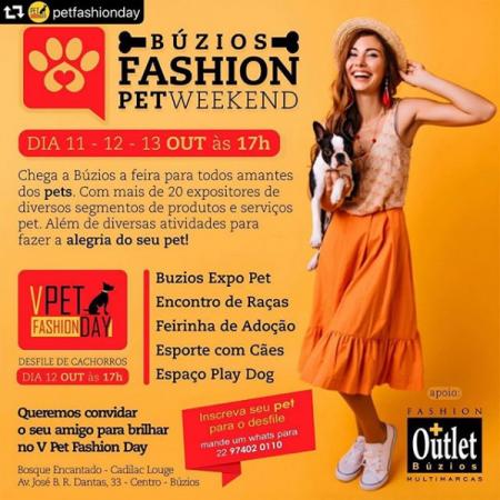 búzios fashion pet weekend