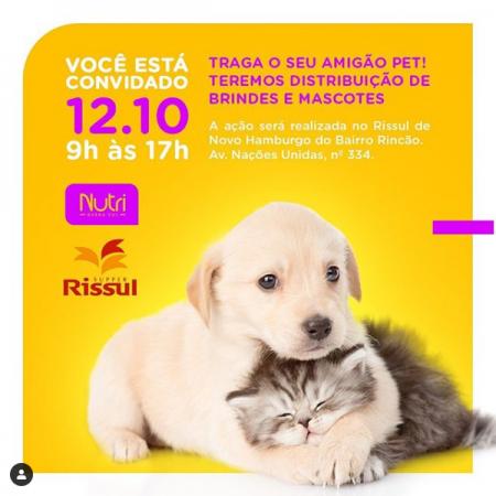 convite do Rissul
