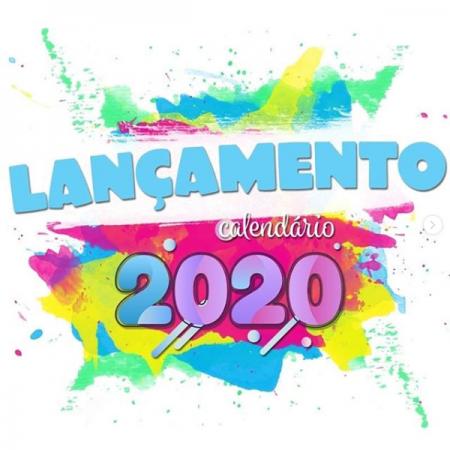 lançamento do calendário 2020