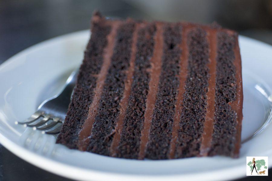 bolo de chocolate do Pão